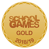 School Games Gold - 2018/19
